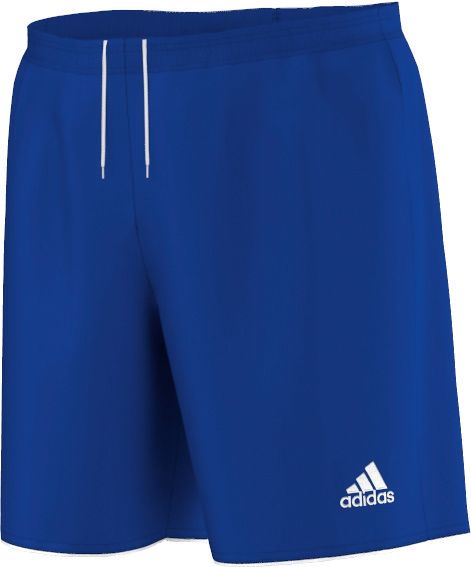 outlet on sale sports shoes cost charm Adidas New Parma Short WB Fußball Hose blau - weiß