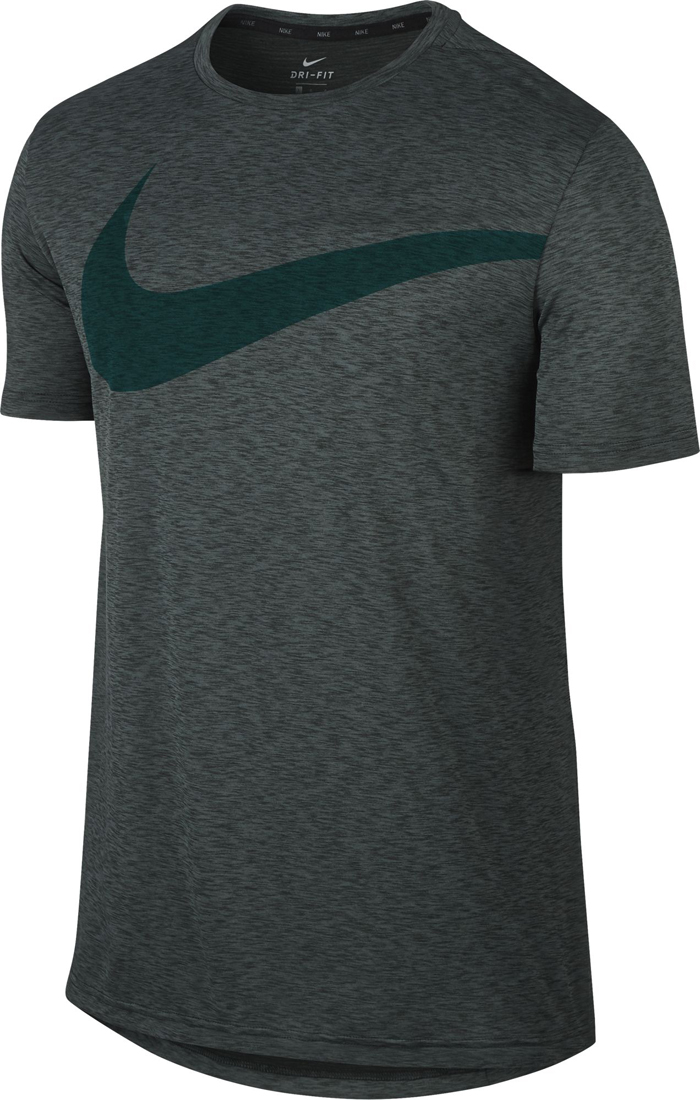 new concept fca11 100dd Nike Breathe Herren Training Top vintage green-outd. green
