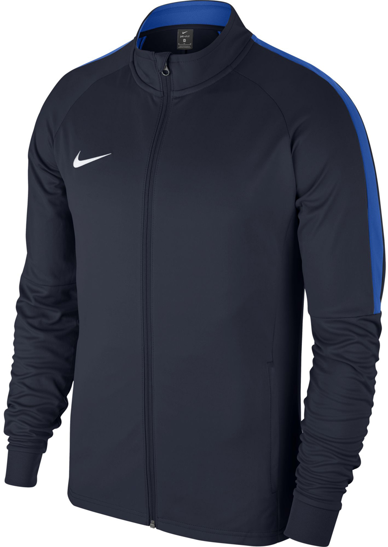 nike academy 18 herren trainingsjacke obsidian wei. Black Bedroom Furniture Sets. Home Design Ideas