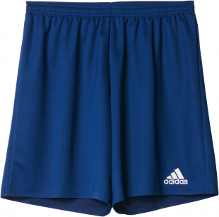 Adidas Parma 16 Shorts dark blue-weiß