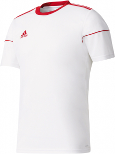 Adidas Squadra 17 Trikot weiß-power red