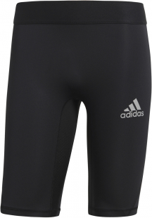 Adidas Alphaskin Short Tights schwarz