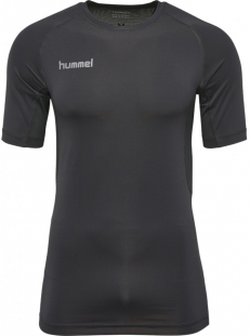 Hummel First Performance Funktions-Shirt schwarz