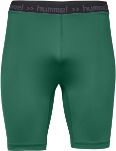 Hummel First Performance Short Tights evergreen