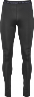 Hummel First Performance Long Tights schwarz