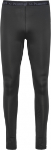 Hummel First Performance Damen Long Tights schwarz