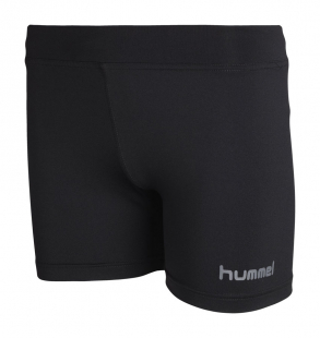 Hummel Fundamental Damen Tights schwarz