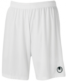 Uhlsport Center Basic II Shorts ohne Innenslip weiß