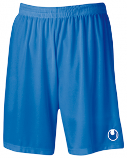 Uhlsport Center Basic II Shorts ohne Innenslip azurblau