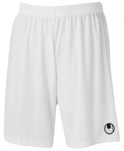 Uhlsport Center Basic II Shorts mit Innenslip weiß