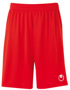 Uhlsport Center Basic II Shorts mit Innenslip rot