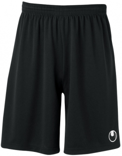 Uhlsport Center Basic II Shorts mit Innenslip schwarz