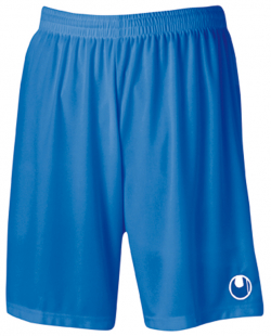Uhlsport Center Basic II Shorts mit Innenslip azurblau