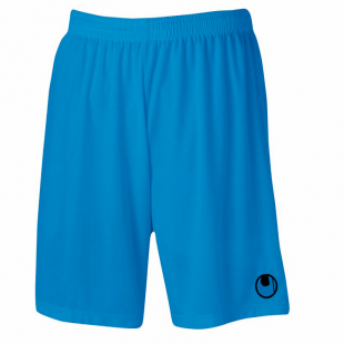 Uhlsport Center Basic II Shorts mit Innenslip cyan
