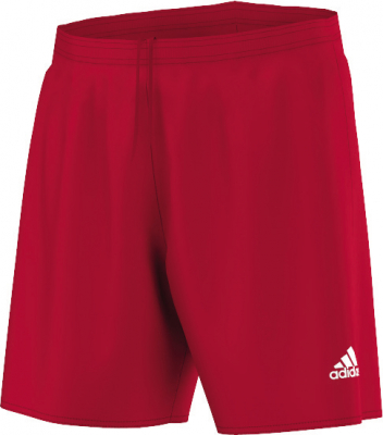 Adidas Parma 16 Shorts mit Innenslip power red-weiß