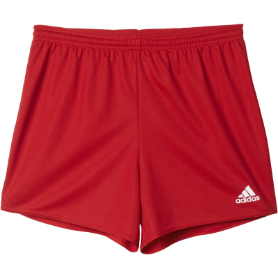Adidas Parma 16 Damen Shorts power red-weiß S