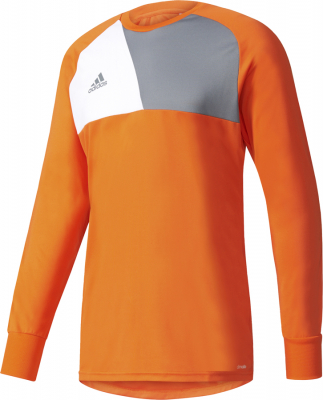 Adidas Assita 17 Torwart Trikot orange 164