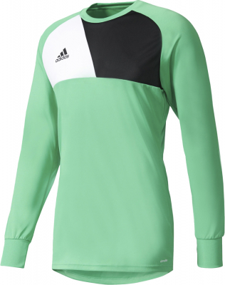 Adidas Assita 17 Torwart Trikot energy green M
