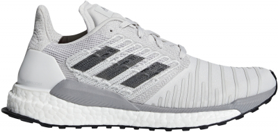 Adidas Solar Boost Damen Laufschuh grey one-grey four 41 1/3