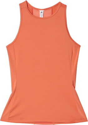 Adidas Speed Damen Tank easy coral