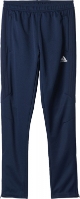 Adidas Tiro 17 Kinder Training Pants colleg navy-weiß 140