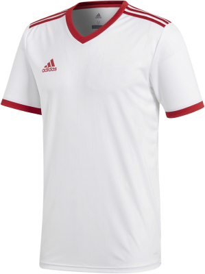 Adidas Tabela 18 Trikot weiß-power red