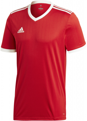 Adidas Tabela 18 Trikot power red-weiß