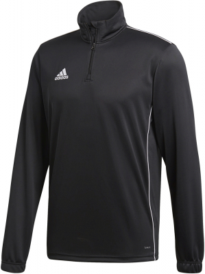 Adidas Core 18 Training Top schwarz-weiß XS