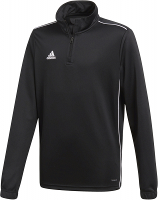 Adidas Core 18 Kinder Training Top schwarz-weiß