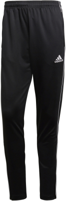 Adidas Core 18 Training Pants schwarz-weiß S