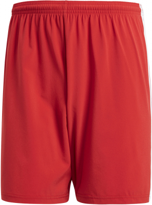 Adidas Condivo 18 Shorts power red-weiß S