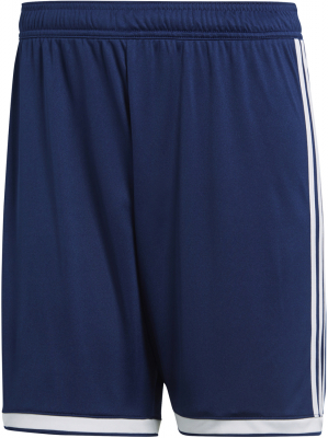 Adidas Regista 18 Shorts dark blue-weiß 140