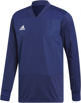 Adidas Condivo 18 Training Top dark blue-weiß S