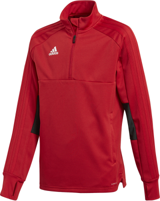 Adidas Condivo 18 Kinder 1/4 Zip Training Top power red 116