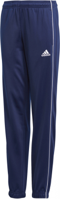 Adidas Core 18 Kinder Polyester Pants dark blue