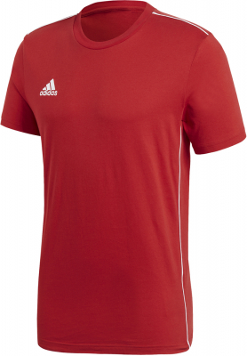 Adidas Core 18 T-Shirt power red-weiß