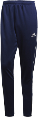 Adidas Core 18 Training Pants dark blue-weiß XL