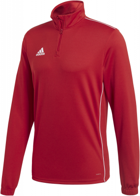 Adidas Core 18 Training Top power red-weiß