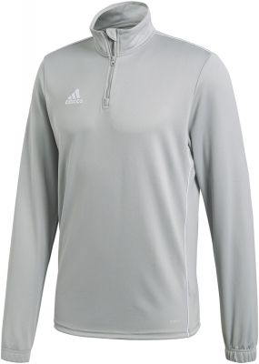 Adidas Core 18 Training Top stone-weiß S
