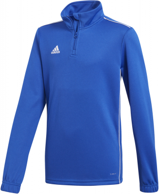 Adidas Core 18 Kinder Training Top bold blue-weiß 152