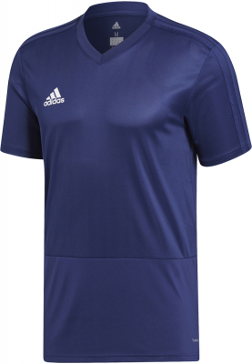 Adidas Condivo 18 Training Trikot dark blue-weiß M