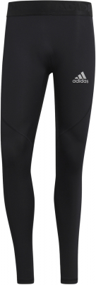 Adidas Alphaskin Long Tights schwarz