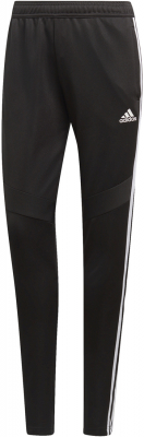 Adidas Tiro 19 Damen Training Pants schwarz-weiß
