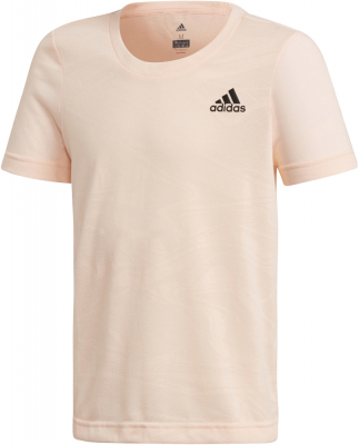 Adidas Training Aeroknit Kinder T-Shirt clear orange