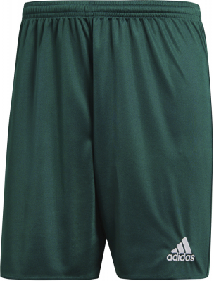 Adidas Parma 16 Shorts core green-weiß