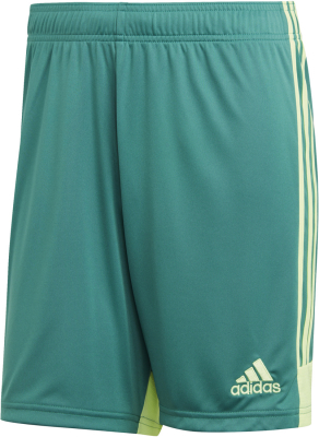 Adidas Tastigo 19 Shorts active green-hi res yellow 2XL