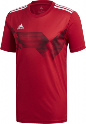 Adidas Campeon 19 Trikot power red-weiß