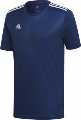 Adidas Campeon 19 Trikot dark blue-weiß 164