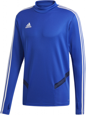 Adidas Tiro 19 Training Top bold blue-dark blue-weiß