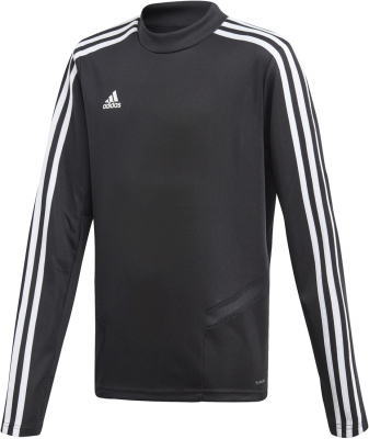 Adidas Tiro 19 Kinder Training Top schwarz-weiß 116